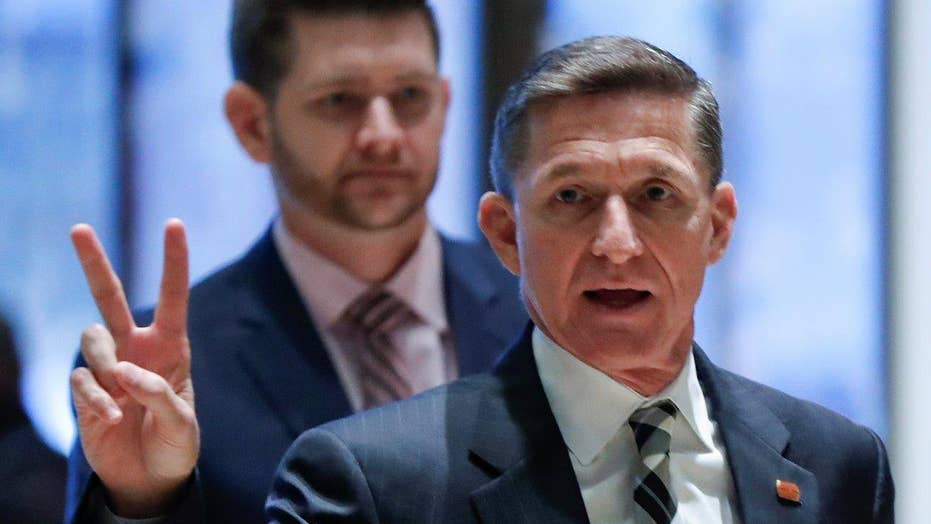 Trump taps Gen. Flynn as national security adviser