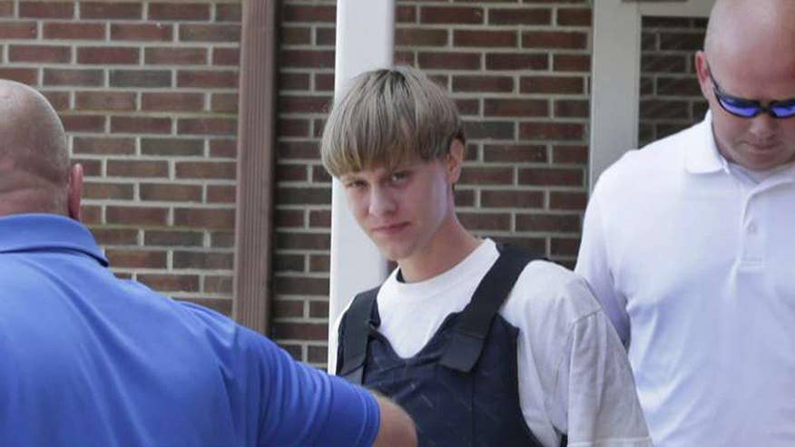 Cites concerns it could taint potential jury pool in South Carolina church massacre trial