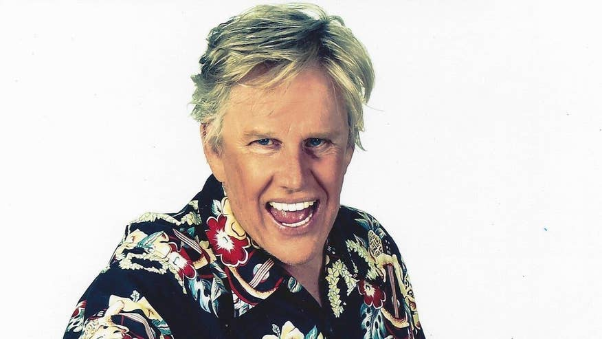 In the Zone: Legendary actor Gary Busey takes the spotlight in the Off-Broadway show 'Perfect Crime' and discusses Donald Trump's critics and why they are getting the President-elect wrong