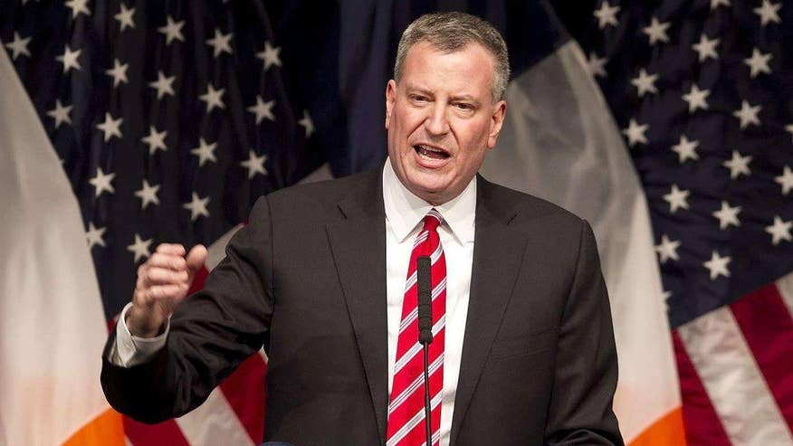 'The O'Reilly Factor' examines New York City Mayor's proposed reaction to a Muslim registry