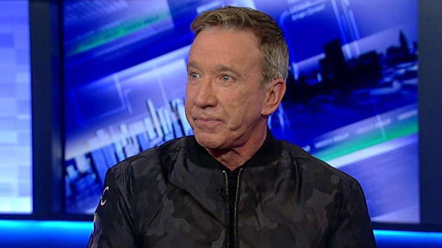 'Last Man Standing' star weighs in on 'The Kelly File'