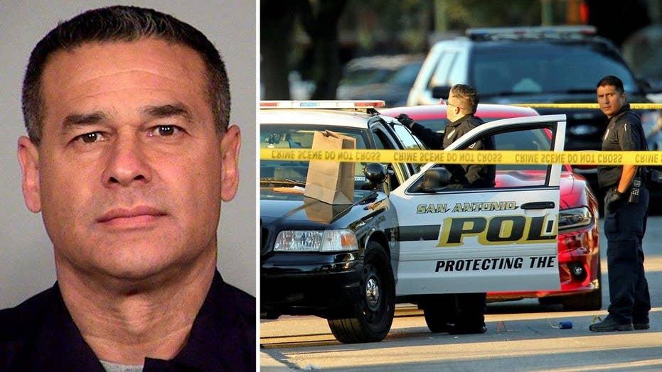 San Antonio cop shot, killed in ambush-style attack