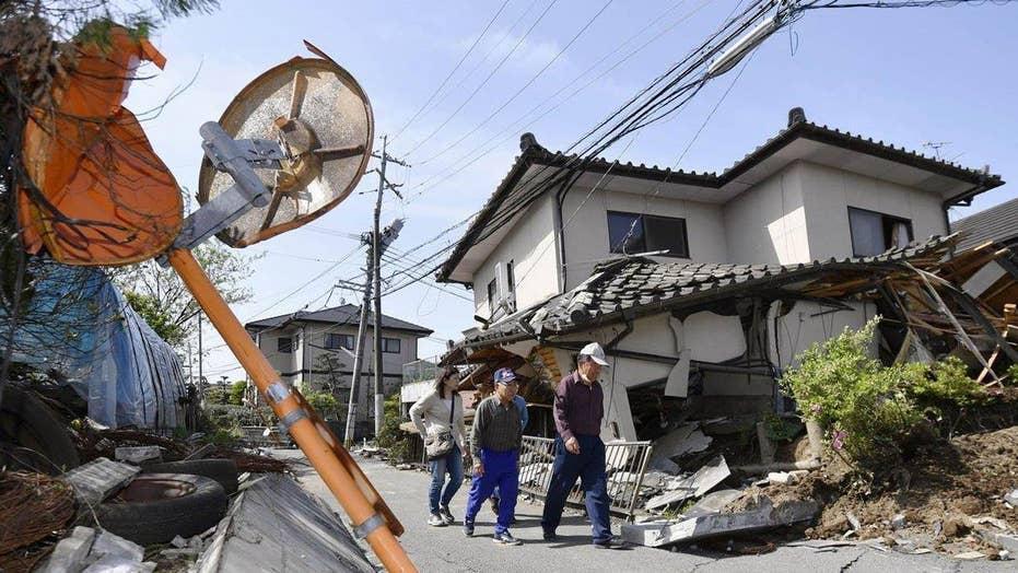 7.3 magnitude quake triggers tsunami warning in Japan