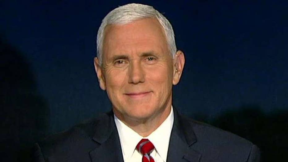 Mike Pence on entertainers' disrespectful attacks
