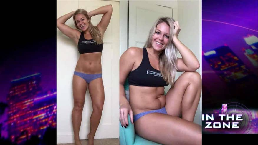 In the Zone Health and fitness coach Ashlie Molstad joins Diana Falzone to talk about her viral photo and the major conversation on body image it is sparking