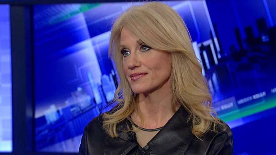 Kellyanne Conway details Trump's Cabinet selection process