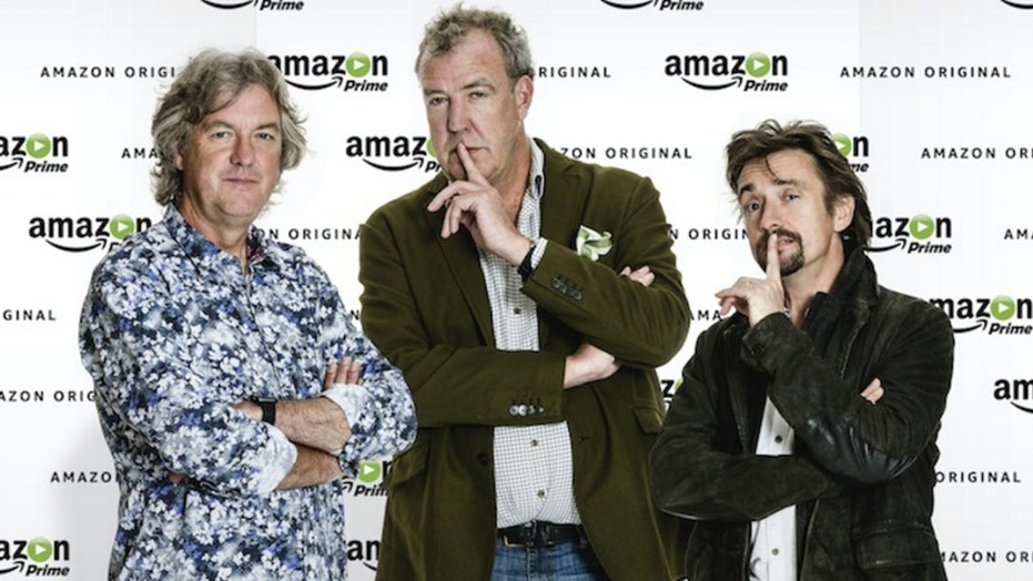 'The Grand Tour' hits the road