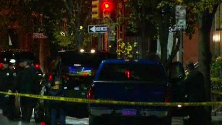 Mailed box explodes in Philadelphia apartment