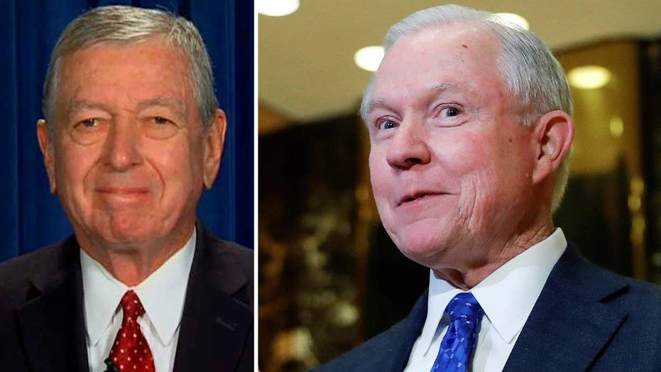 Ashcroft: Jeff Sessions will restore the rule of law