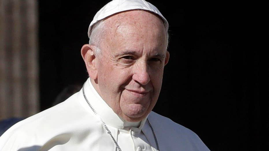 Pope changes Catholic Church's abortion forgiveness policy