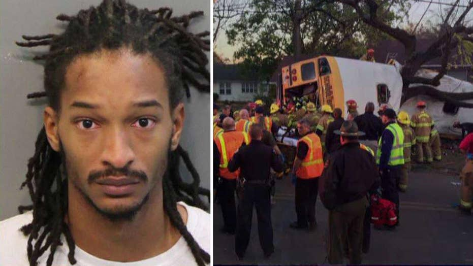 Legal fallout from deadly Tennessee school bus crash