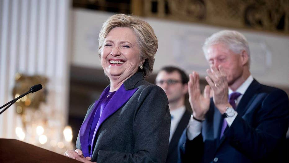 Does Trump have change of heart on Hillary Clinton?