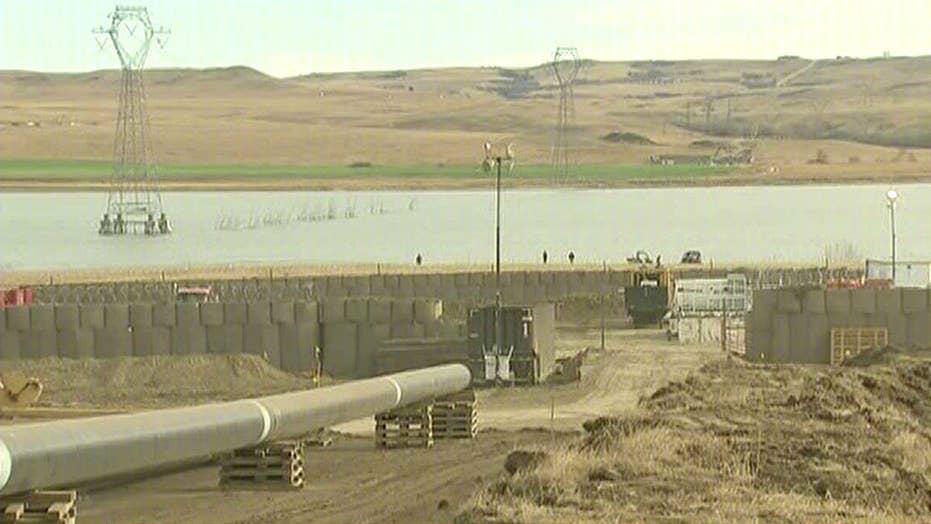 Inside the fight over the Dakota Access pipeline