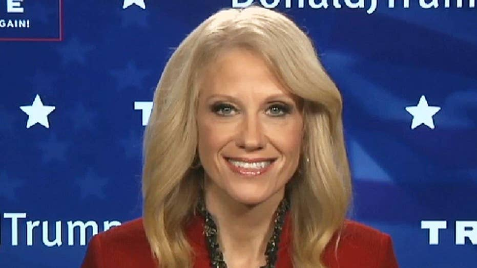 Conway on Trump's 'unconventional presidency' with the press