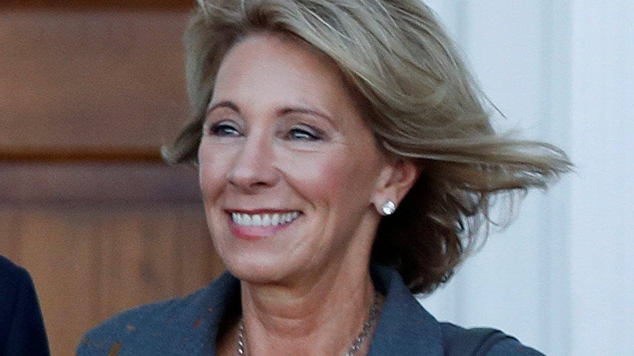 Trump picks charter school advocate Betsy DeVos for education secretary  Fox News