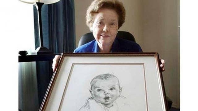 Original Gerber baby turns 90