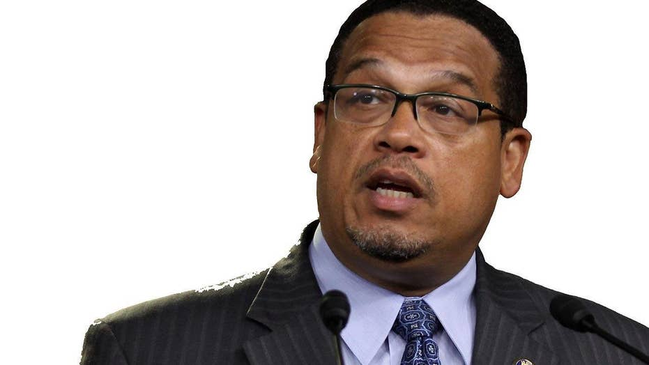 Rep. Ellison accused of avoiding questions about his past