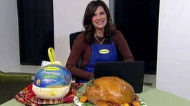 Turkey talk-line expert helps with viewers' troubles