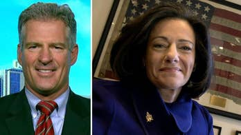 Scott Brown talks K.T. McFarland's new role