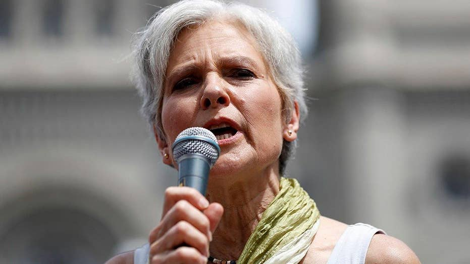 Jill Stein fronts new push for presidential recount