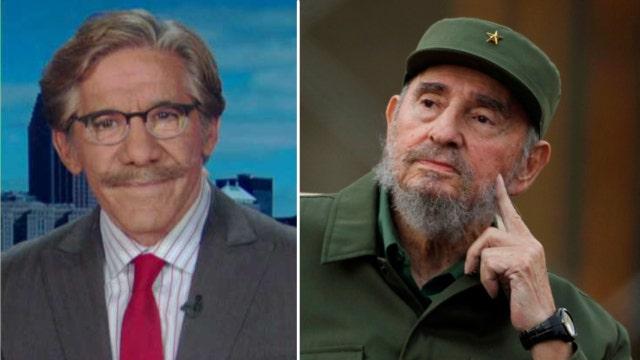 Geraldo Rivera on interviewing Fidel Castro
