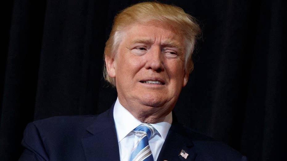 President-elect Trump calls recount efforts a 'scam'