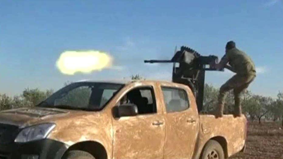 Israeli aircraft kills ISIS militants in Syria after ambush