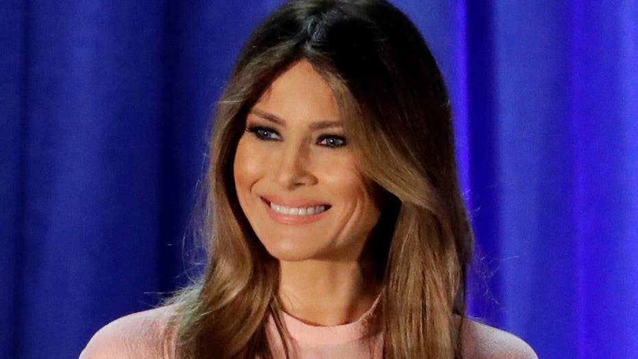Melania Trump's responsibilities as first lady