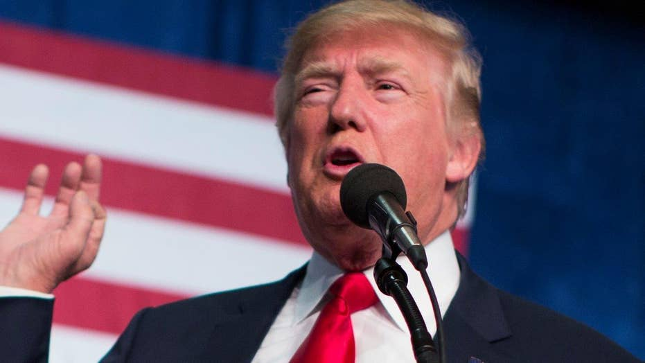 President-elect Trump works to build administration