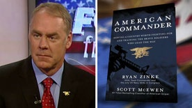 Congressman collaborated with 'American Sniper' co-author Scott McEwen to write 'American Commander'