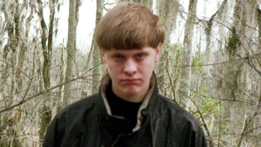 22-year-old faces 33 charges of murder and hate crimes for shooting at Charleston church