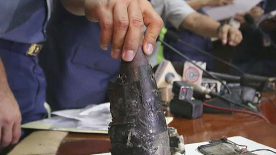 Police in the Philippines find, detonate IED near US embassy