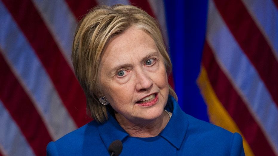 Clinton joins recount effort that Trump calls a 'scam'