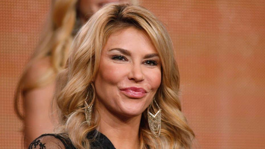Brandi Glanville's nativity scene shocker