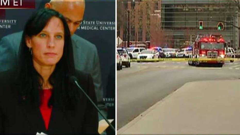 Authorities: Attack suspect was an OSU student