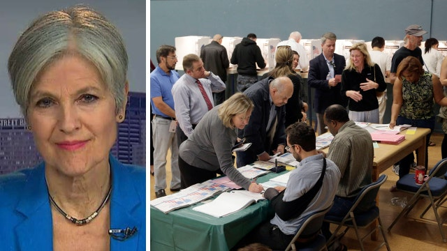 Dr. Jill Stein: 'Plenty of evidence' for a recount