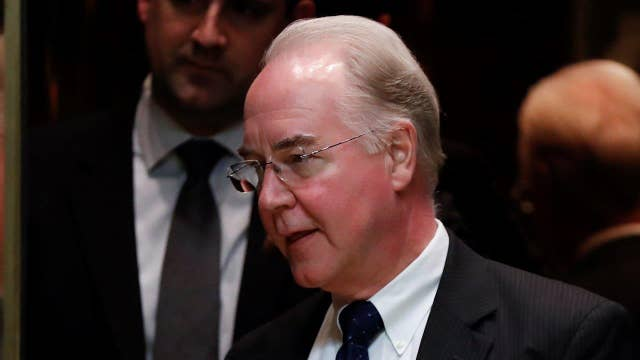A closer look at Tom Price's plan to replace Obamacare