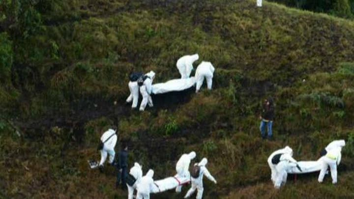 Brazil in mourning after plane carrying soccer team crashes