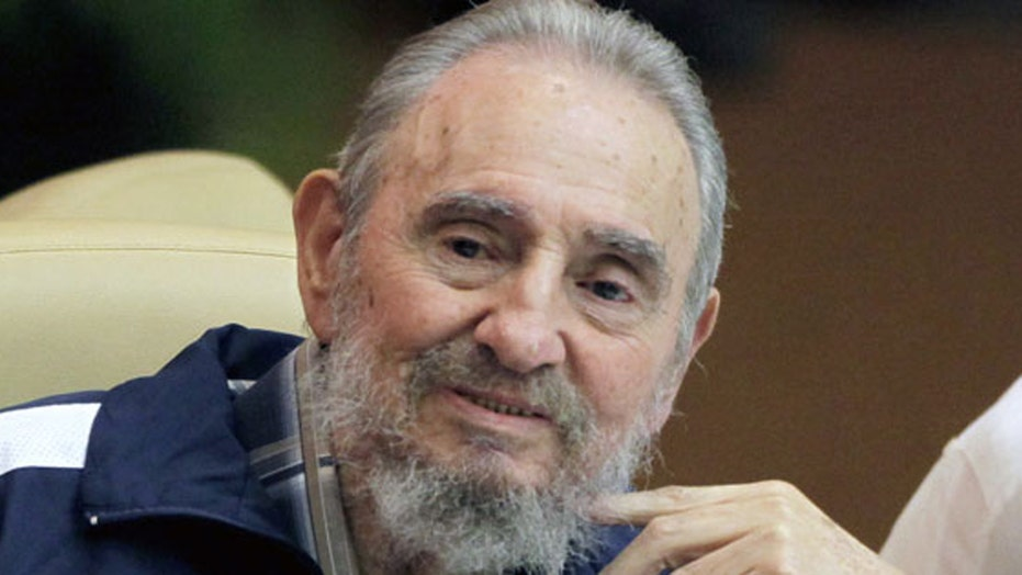 Castro's ashes to journey from Havana to Santiago, Cuba