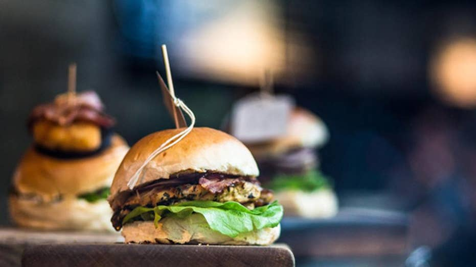 Would you eat a burger made with rat meat?