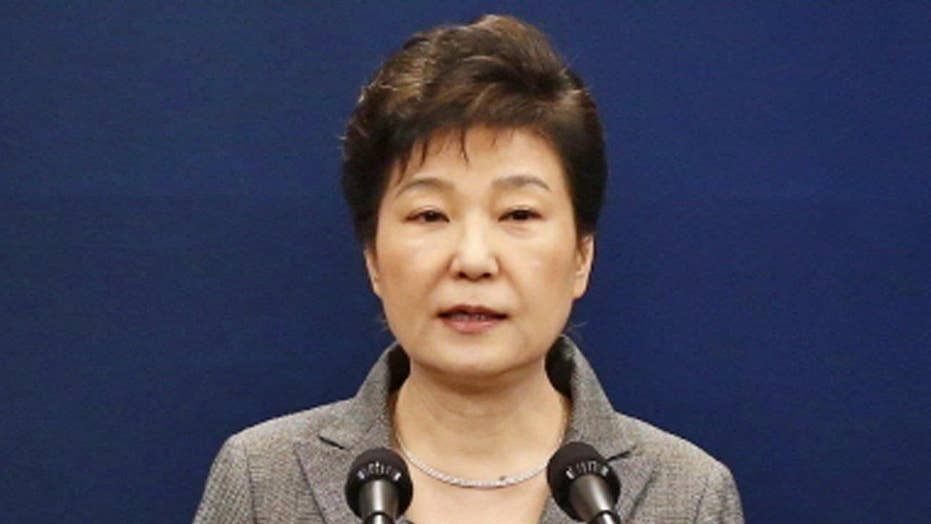 South Korean president offers conditions for resignation