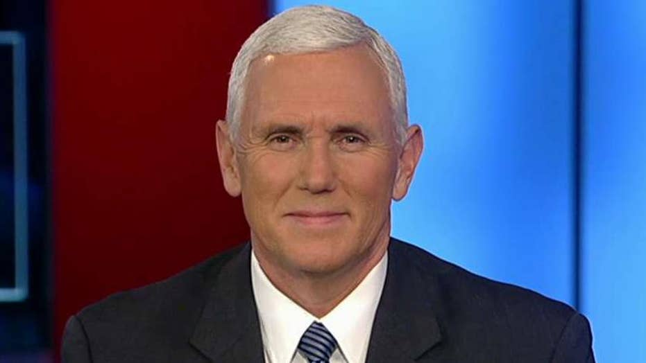 Pence: Trump will take his case to the American people