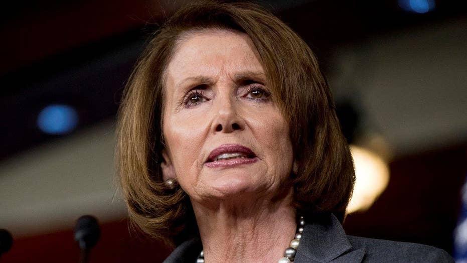 House Democrats re-elect Nancy Pelosi