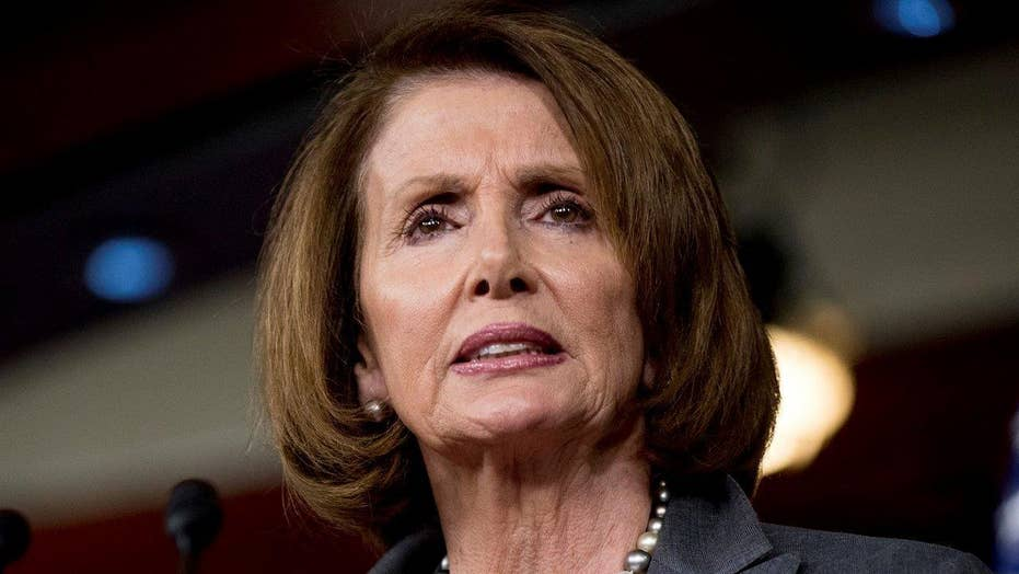 Pelosi has a difficult task of reuniting the Dem Party