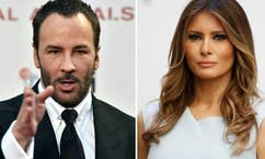 Fashion designer says future first lady is not right fit for his brand