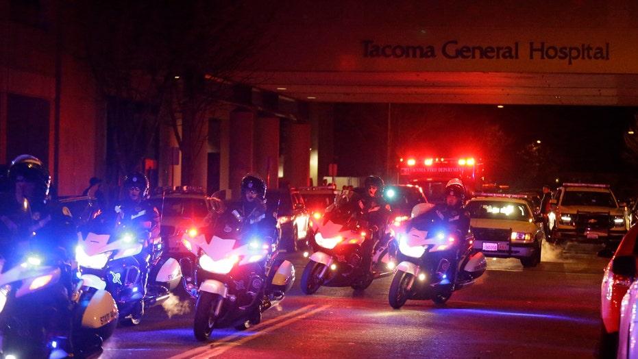 Police officer shot and killed in Tacoma, Washington