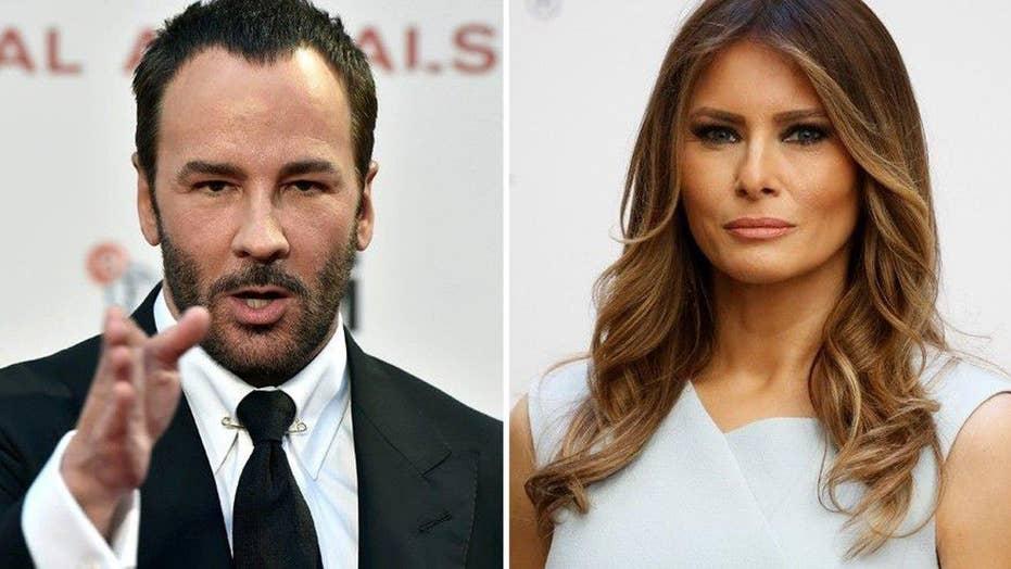 Tom Ford on why he won't dress Melania Trump | Fox News