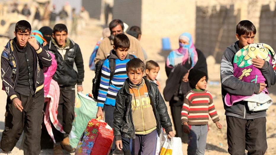UN: Mosul faces a 'humanitarian disaster'