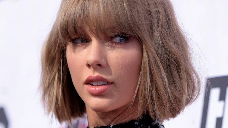 Taylor Swift lands her own channel