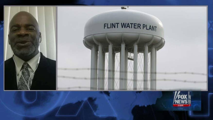 Bryan Llenas talks to veteran, Flint resident, and activist Arthur Woodson, who says the most vulnerable are suffering amid the ongoing water crisis